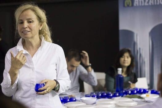 Susana Romera, Directora Técnica de ESAO.