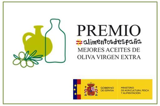 premio alimentos de españa mejores aceites de oliva virgen extra