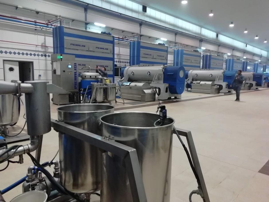 Almazara Cooperativa El Pilar, Villacarrillo, Jaén-1